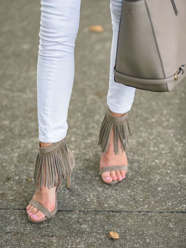 Fashion Fix: Sandalen met franje - My Simply Special