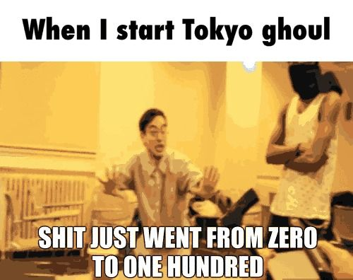 When I start Tokyo ghoul - Which filthy frank is that from?