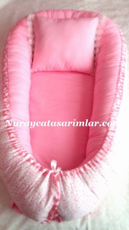 Nuraycatasarımlar: Baby Nest Diktim ( Bebek Yatağı) 1