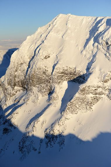 Lasse Tur – Google+ Galdhøpiggen, Norway