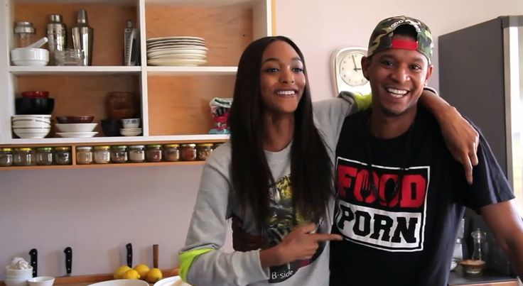 "Watch :: Chef Roblé Ali on ""Well Dunn with Jourdan Dunn"""