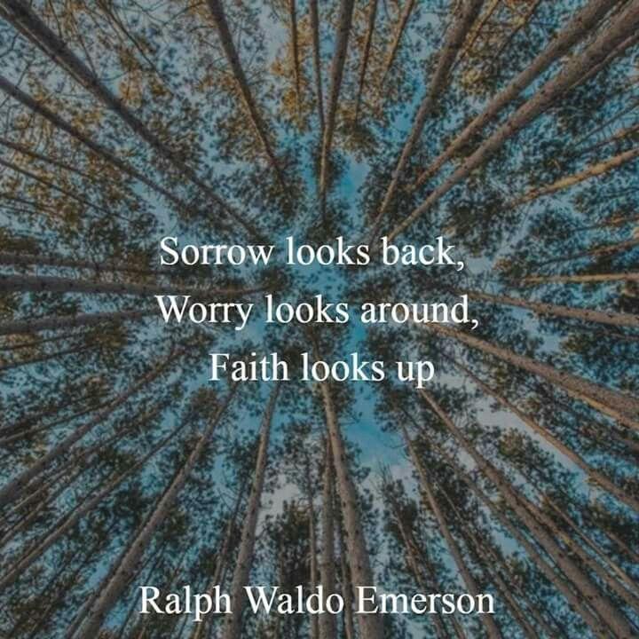 - Ralph Waldo Emerson