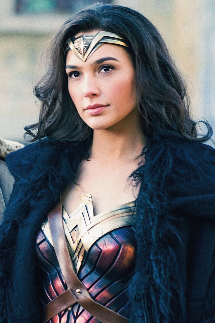 Gal Gadot did a phenomenal job of portraying this tough, but feminine, leading lady. I'm super stoked that she was able to do most of her own stunts. This woman is marvelous, and I'm so glad that D.C. Productions has named her Wonder Woman. Congrats, Miss Gadot! You're truly an inspiration!