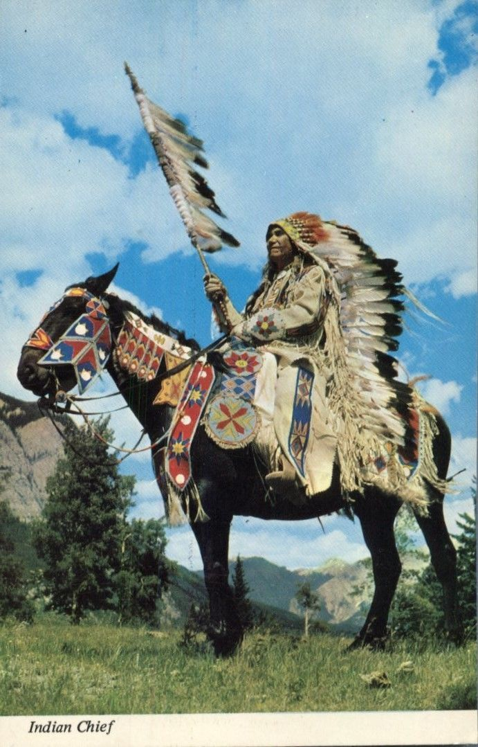 Indian Native American Oklahoma