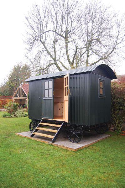 Gallery - Plankbridge Shepherd Huts Dorset