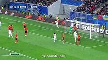 David Luiz 23' Goal | Shakhtar 0 : 2 PSG  | Champions League 2015/2016 |