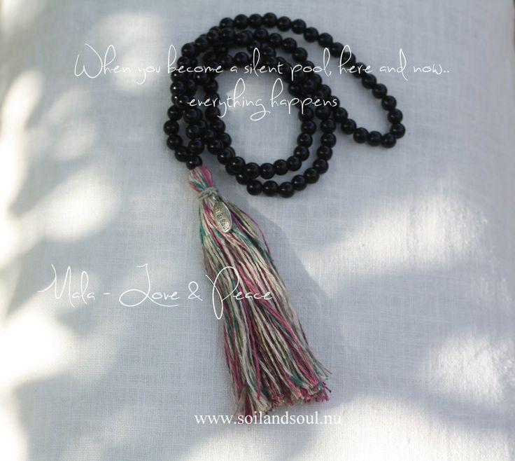 Mala - Love & Peace - www.soilandsoul.nu