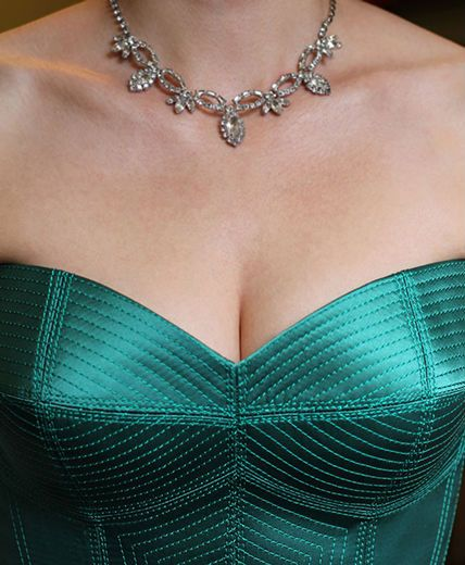Colette Komm | Couture Details