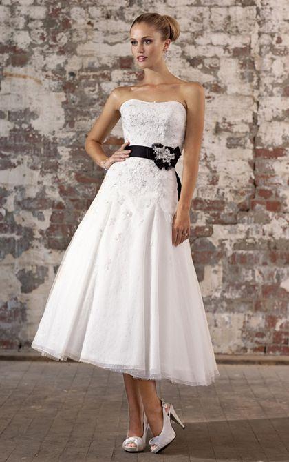 Vintage tea length wedding dress brisbane : Mermaid wedding dress by vintage inspired and style