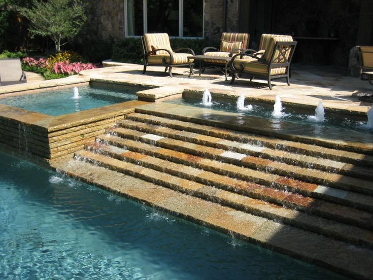The 25+ best Pool fountain ideas on Pinterest Swimming pools - schwimmingpool fur den garten