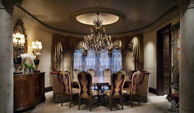 Dining Room Style Design