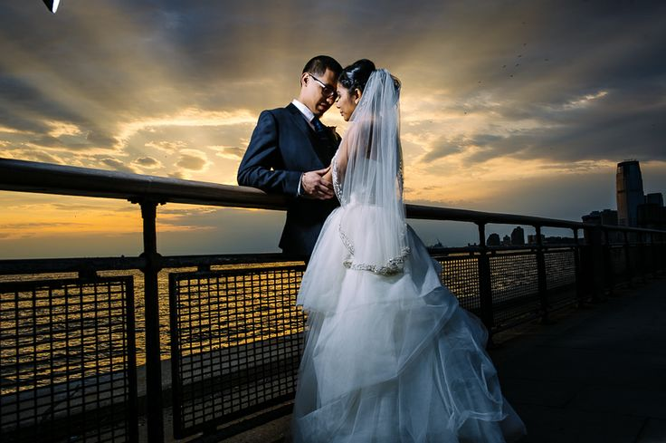 [ Grace & Eric ] Battery Gardens Wedding, New York Wedding Photographer   Jeniel Corpuz Photography
