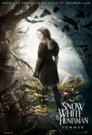 Snow White And The Huntsman.  Snow White is the only person in the land fairer than the evil queen who is out to destroy her. But what the wicked ruler never imagined is that the young woman threatening her reign has been training in the art of war with a huntsman who was dispatched to kill her.