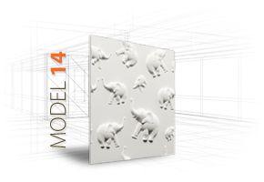 LOFT 3D seinäpaneeli, malli 14 www.dekotuote.fi