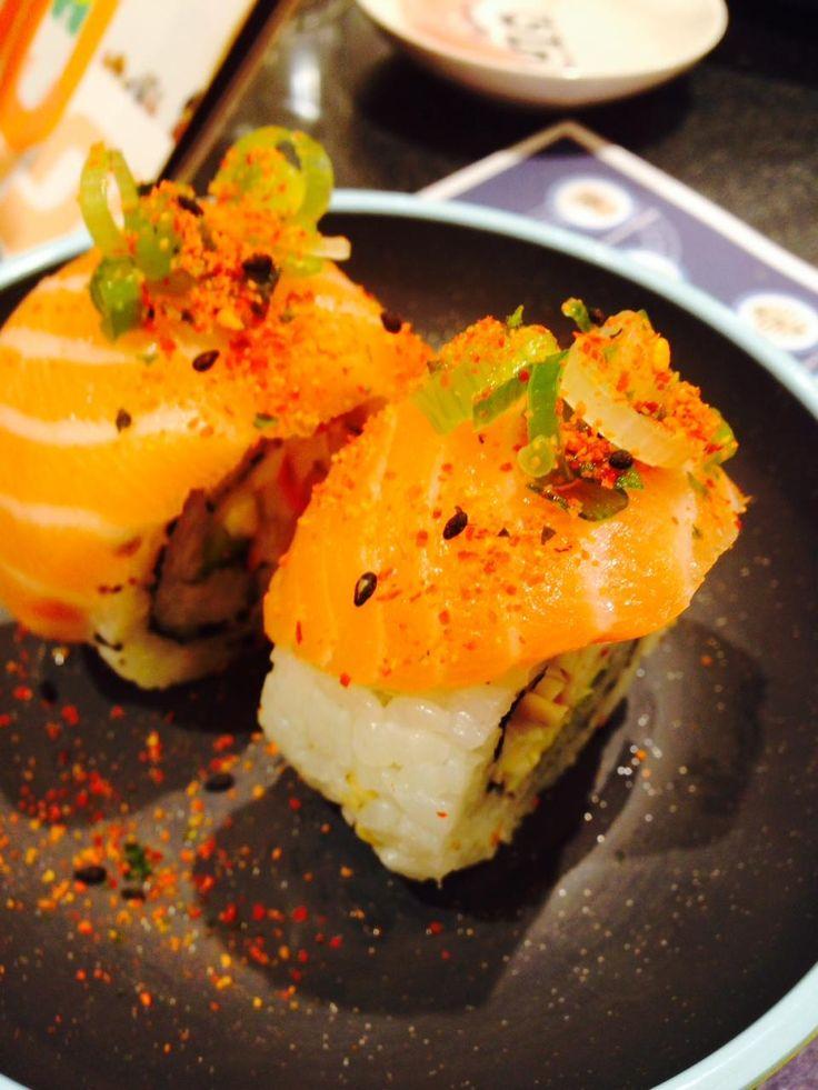 Su-su-su-sushi! #foodie #food