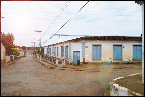 Poconé (MT) - Brasil - casarão