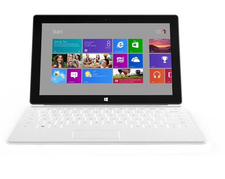 Microsoft Surface - Tablet
