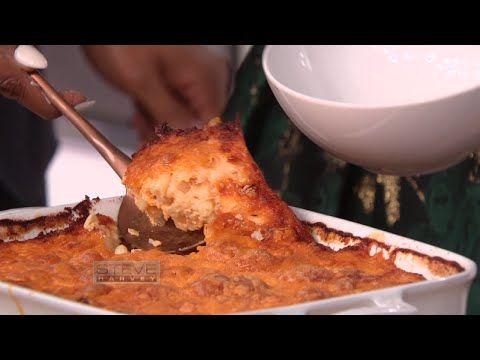 Harvey Family Mac & Cheese Recipe    STEVE HARVEY - YouTube  I will be trying this number! 2015 Holidays!!!!