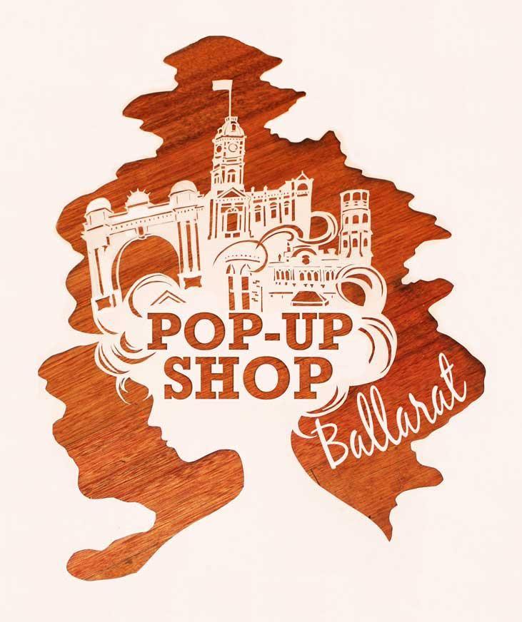 Pop-Up Logo