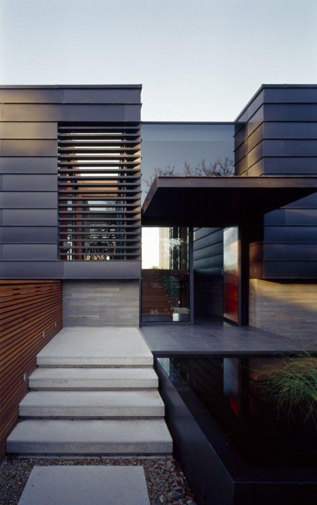 Bluestone Zinc Architecture - Balmoral Home