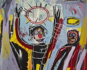 Humditity 1982 by Jean-Michel Basquiat