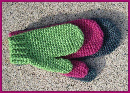 Mrs. Murdock's Mittens - Media - Crochet Me