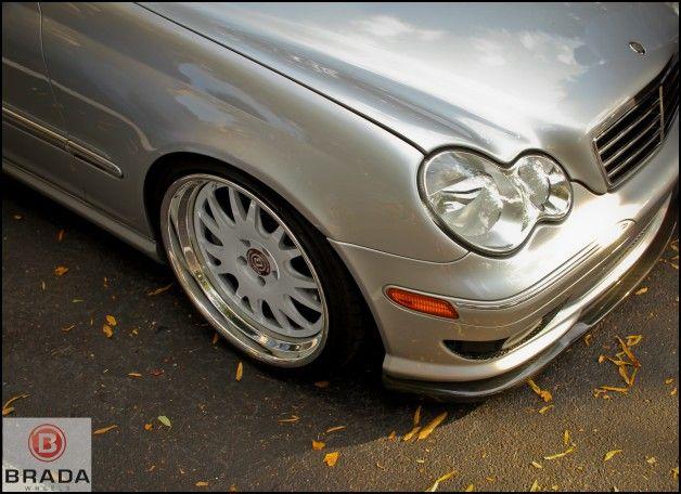Mercedes C230 Wheels
