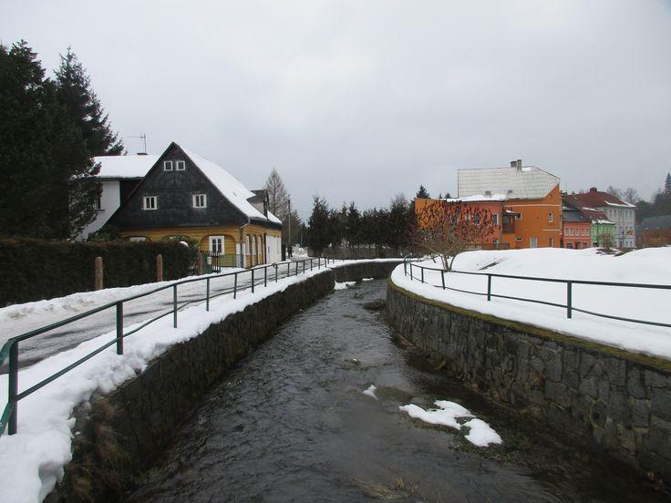 Chřibská - Děčínsko - severní Čechy