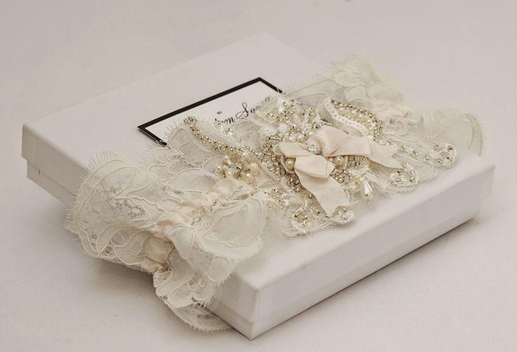 wedding garter # podwiązka ślubna