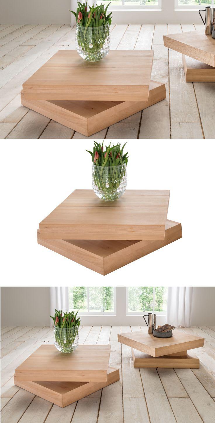 Dekorativer Couchtisch Travolino | Dieser Kleine Couchtisch Aus Massivholz  Zaubert Dir Ein Natürliches Ambiente In Deinen