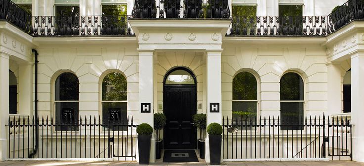 Central 5 star london luxury boutique hotels the hempel for Small boutique hotels london