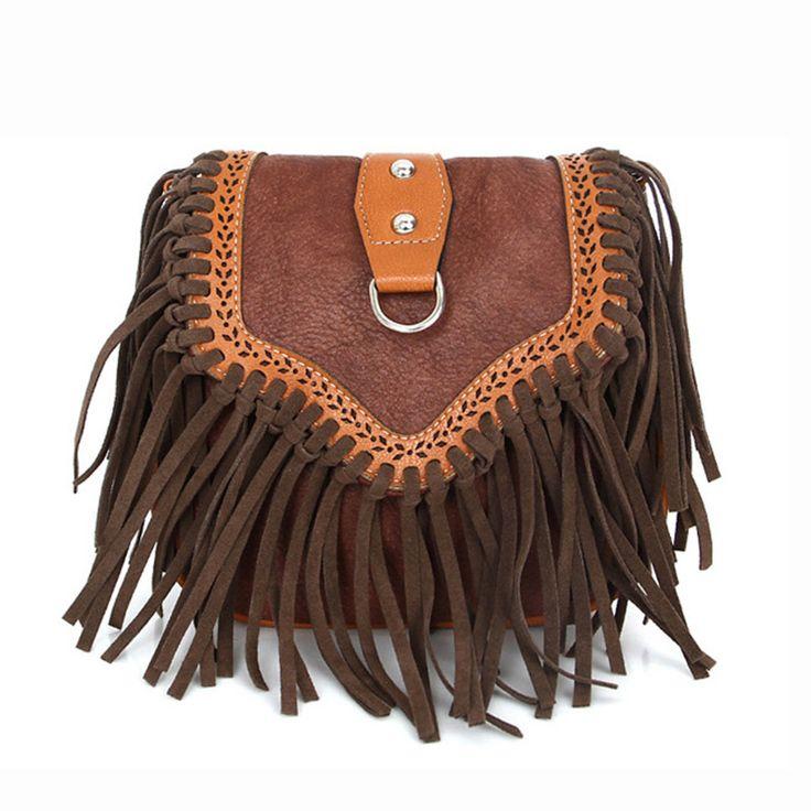 $13.99 (Buy here: https://alitems.com/g/1e8d114494ebda23ff8b16525dc3e8/?i=5&ulp=https%3A%2F%2Fwww.aliexpress.com%2Fitem%2Fwomen-tassel-messenger-bags-ladies-pu-leather-crossbody-vintage-bags-females-high-quality-shoulder-bags-2015%2F32406256107.html ) women tassel messenger bags ladies pu leather crossbody vintage bags females high quality shoulder bags 2015 bolsas de franja for just $13.99