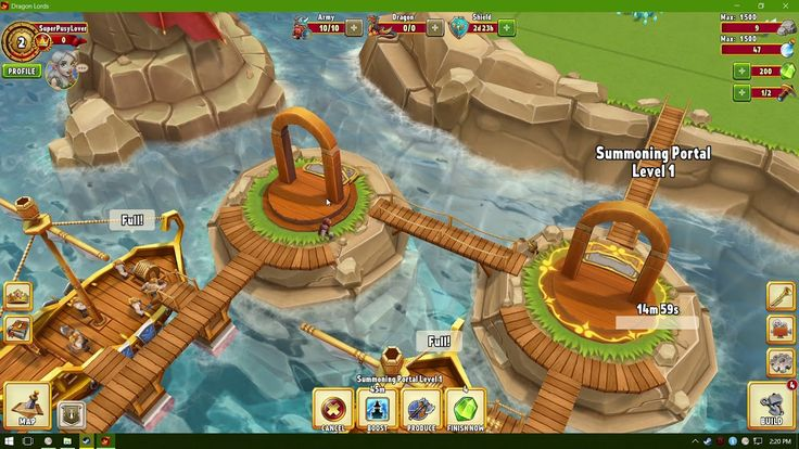 Dragon Lords 3D STRATEGY GAMEplay #1 - Dragon Lords is a Free 2 play Cross platform 3D Fantasy Strategy Multiplayer Game featuring dragons elves dwarves mixed with steampunk