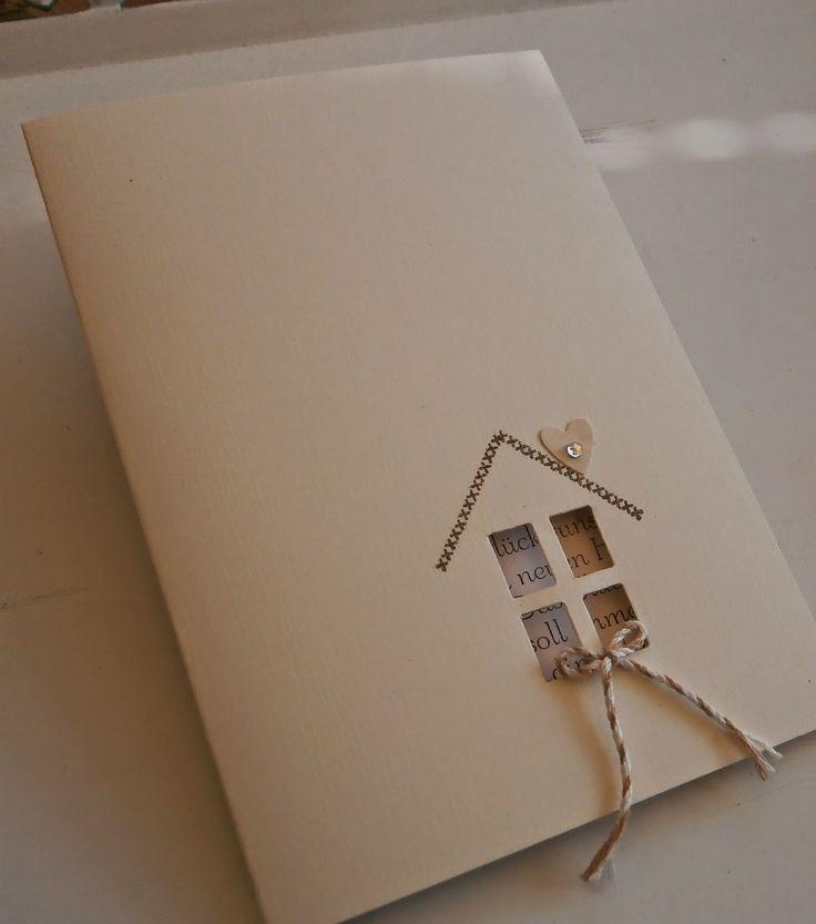 Blickfang: Einzug - Umzug - Neues Heim