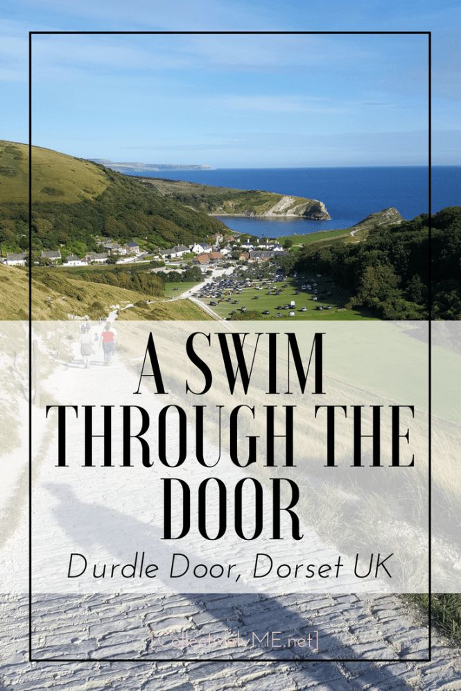 Title. A Swim Through The Door