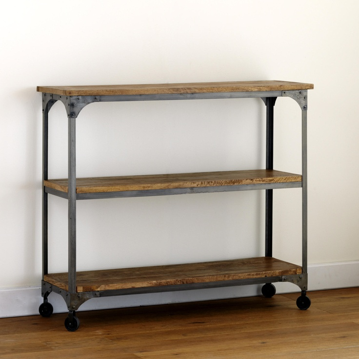Wood And Metal Aiden Console Table: 22 Best Williams-Sonoma Look Alikes Images On Pinterest