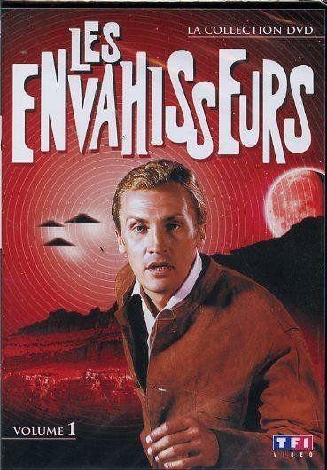 Les Envahisseurs (The Invaders) est une série télévisée de science-fiction américaine en 43 épisodes de 48 minutes, créée par Larry Cohen et diffusée en France à partir du 4 septembre 1969 sur la première chaîne de l'ORTF, puis reprogrammée de nombreuses fois par la suite (par ex. en 1973, en 1978 sur TF1........SOURCE WIKIPEDIA.ORG...........