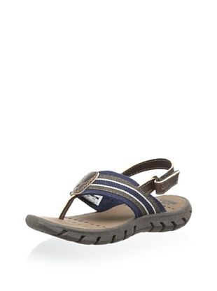 50% OFF OshKosh B'Gosh Coast Flip Flop  (Toddler/Little Kid) (Brown/Navy)