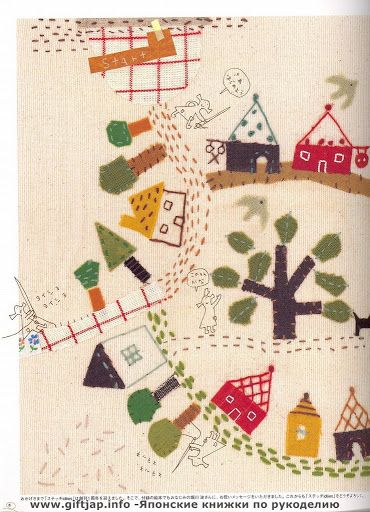 Japanese Embroidery - Cafe Sister 2006 vol3 - sanekp - Picasa Web Albums