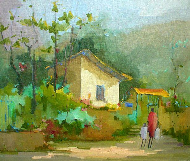 Garden by joao barcelos