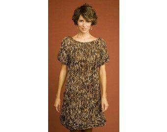 Speed Stix Mini Dress Pattern (Knit)
