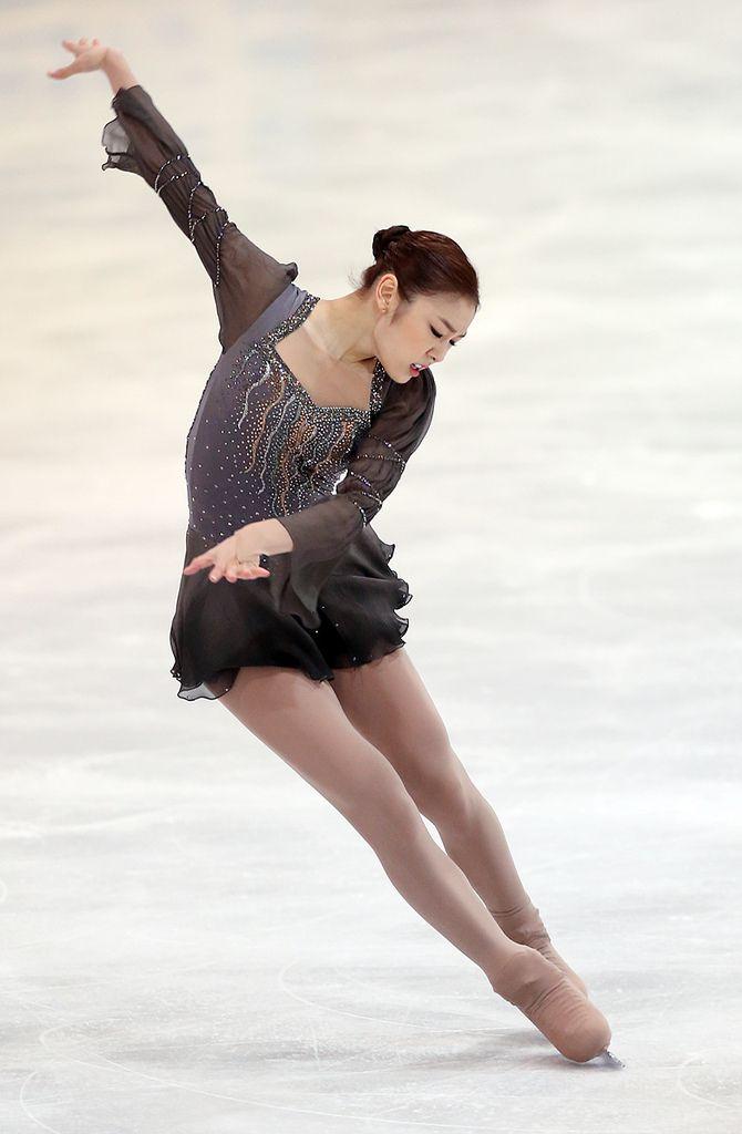 Figure Skating Queen YUNA KIM   Flickr - Photo Sharing!