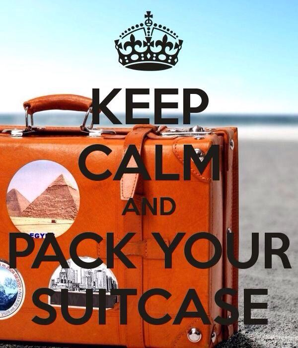 Pack Your Suitcase