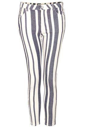 MOTO Yarn Dye Stretch Leigh Jeans