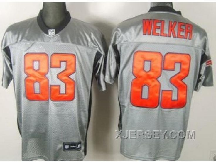 http://www.xjersey.com/nfl-new-england-patriots-83-wes-welker-grey-shadow-cheap.html NFL NEW ENGLAND PATRIOTS #83 WES WELKER GREY SHADOW CHEAP Only $35.00 , Free Shipping!