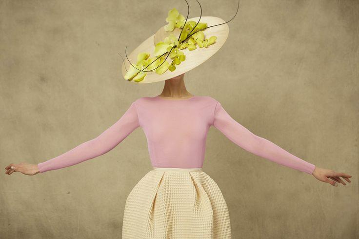 Sombrero estilo 50