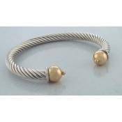 Cape Cod Heavy Twist Cuff Bracelet WANT this!!