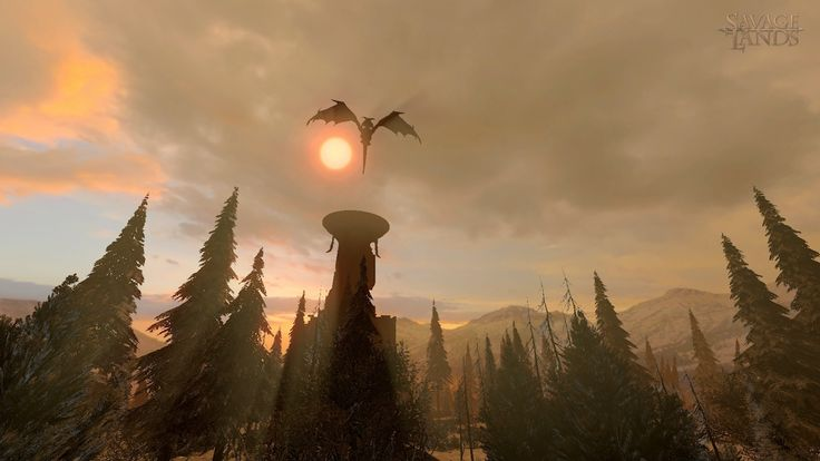 Skyrim Meets The Forest in Upcoming Fantasy Survival Game Savage Lands