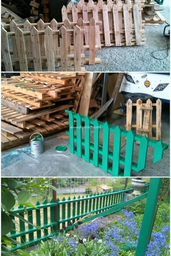 26 Amazing Diy Projects Pallet Fence Design Ideas In 2020 Wood