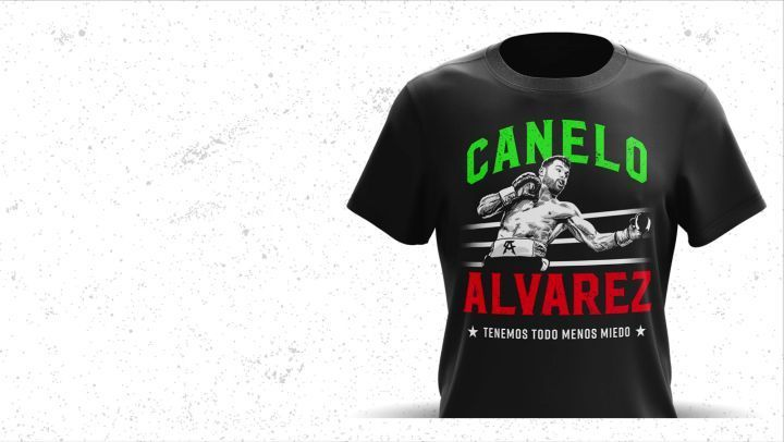 """Thread Legends (@thread_legends) on Instagram: """"A new Canelo Alvarez tee has surfaced for his upcoming match against Gennady """"GGG"""" Golovkin. This…"""""""
